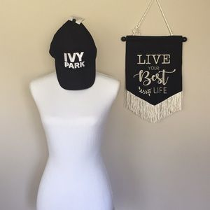 NWT Ivy Park Hat